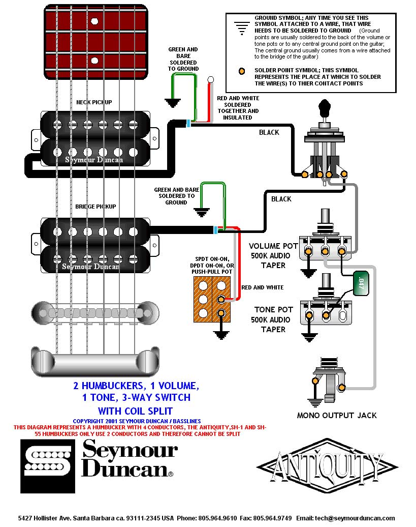 2hb_1vol_1tone_3way w split 2 way toggle switch diagram 9 on 2 way toggle switch diagram