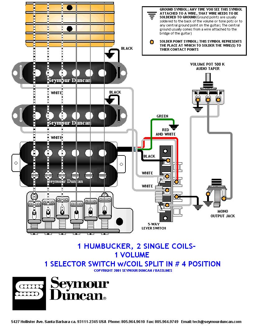 guitar wiring diagram seymour duncan guitar image hss guitar wiring hss image wiring diagram on guitar wiring diagram seymour duncan