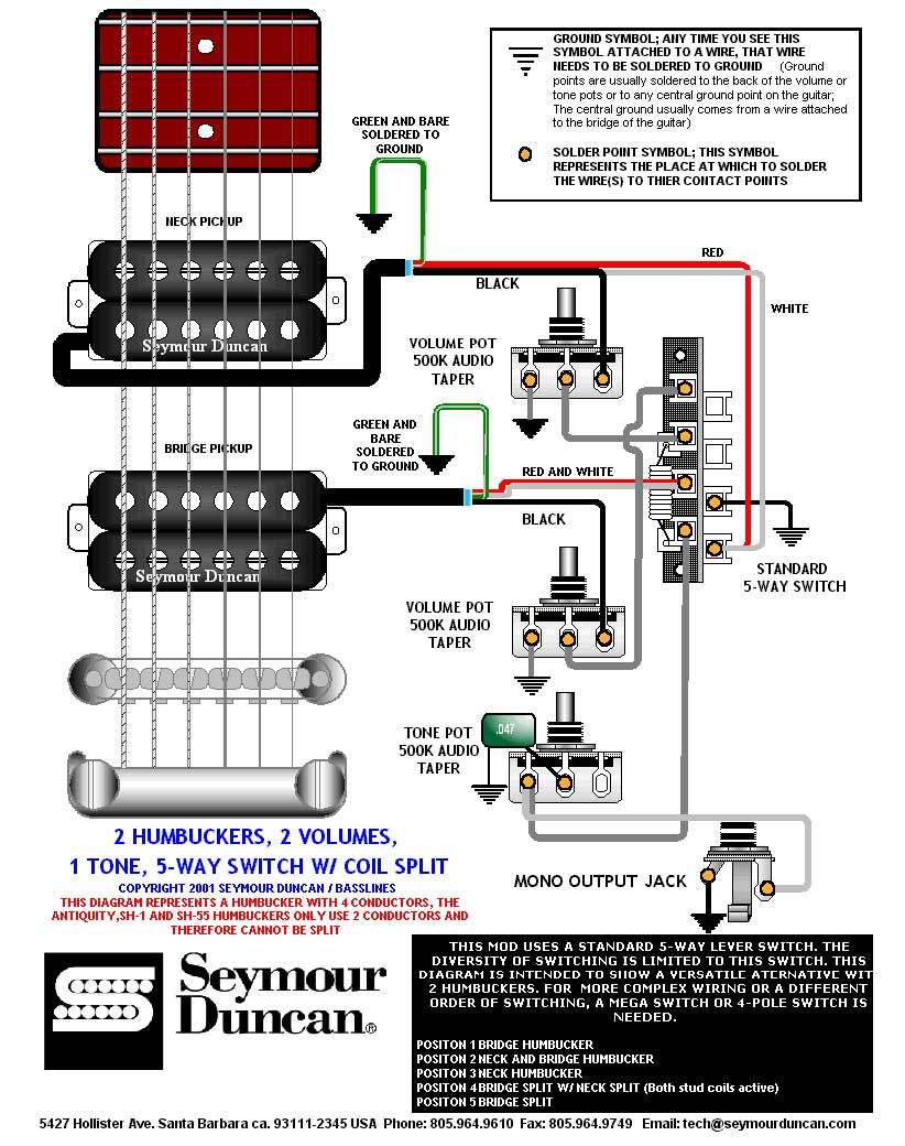 electric guitar wiring diagram two pickup electric electric guitar wiring diagram two pickup image on electric guitar wiring diagram two pickup